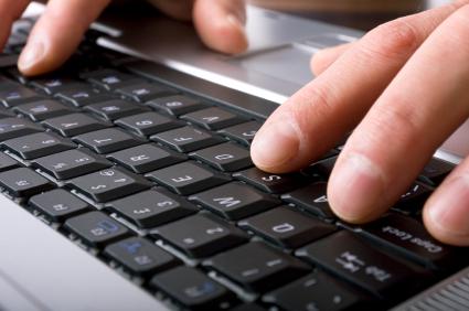 Keyboarding Photo