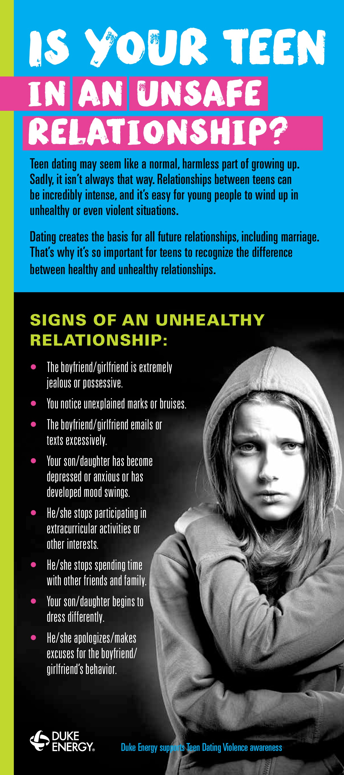Can community teen dating violence program be applied in churches