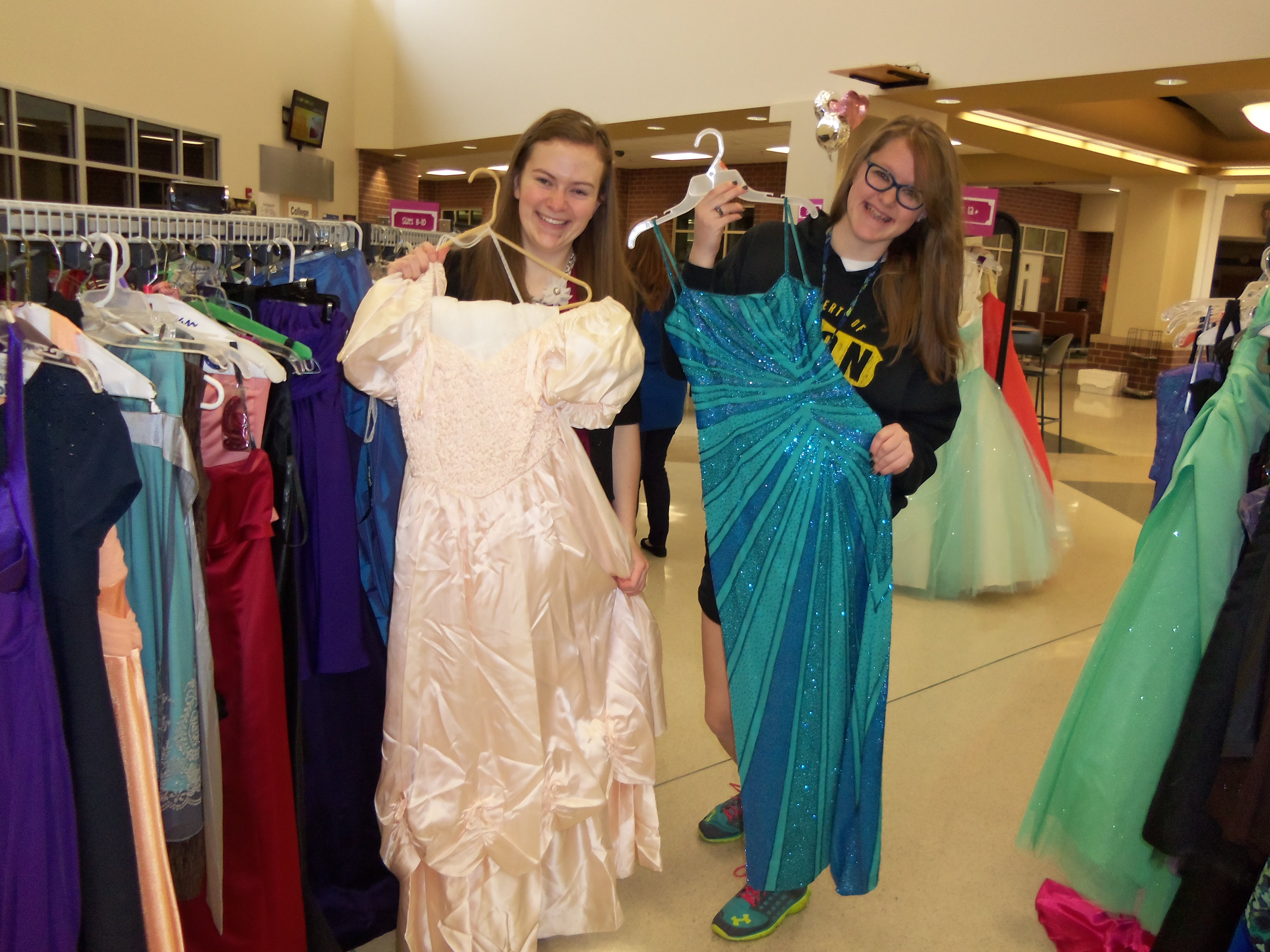 AHS Prom Dress Sale | Sheltering Wings
