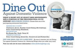 dine out oct